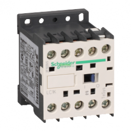 Контактор 6А з дод. контакт 1но АС220В Schneider Electric LC1K0610M7
