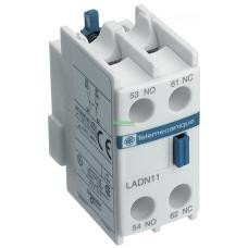Контактор K 3P 6А НО 380В 50/60Гц Schneider Electric LADN11